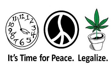 Time For Peace  (Legalize It)